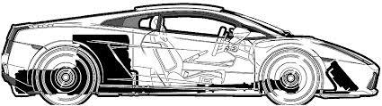 lamborghini gallardo blueprint car blueprints 2004 lamborghini gallardo coupe blueprint