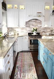 What Is The Best Way To Paint Kitchen Cabinets White How To Paint Your Kitchen Like The Pro U0027s Remington Avenue