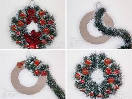 christmas wreaths to make how to make christmas wreaths 1000 images about christmas wreaths