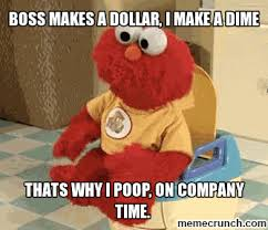 Poop Meme - poop work elmo animated gif popkey