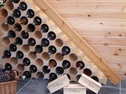 unique contemporary wine rack projects pinterest wine rack