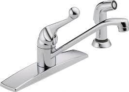 one handle kitchen faucet repair faucet design delta single handle kitchen faucet repair kit