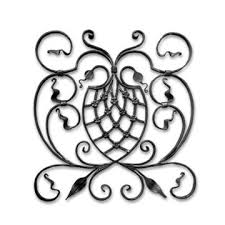 china top notch wrought iron ornaments used for iron gates fences