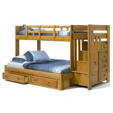 Solid Wood Bunk Beds With Storage Wooden Bunkbeds Solid Pine Wooden Bunk Bed With Drawers Elkar Club