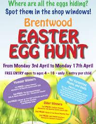 2017 brentwood easter egg hunt