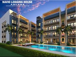 1 2 or 3 bedrooms apartments in the residential complex navio