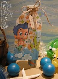 bubble guppies handmade by odette llc