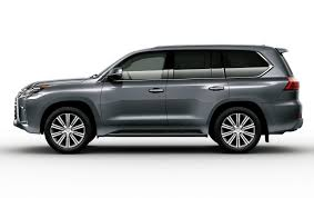white lexus truck japan gets a facelifted lexus lx 570 as well 34 photos and videos