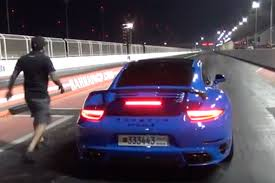 singer porsche williams engine porsche 911 turbo s nails 8 second quarter mile in new video