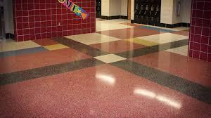 terrazzo flooring installation flooring designs