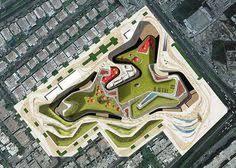 Urban Landscape Design by Parklandschaft Tempelhof Shortlist Bbzl Bohm Benfer Zahiri