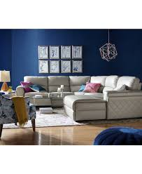 Sectional Sofa With Recliner Living Room Furniture Sets Macy U0027s