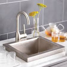 Manhattan Kitchen Bar  Prep Sink Native Trails - Kitchen prep sinks