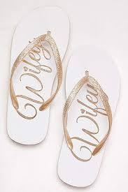 wedding flip flops flip flips for women in various colors styles david s bridal