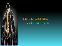 orthopedic powerpoint template free download youtube
