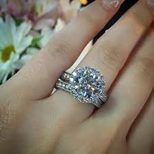 2 carat halo engagement ring tacori engagement rings that blew up on fit