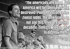 Gaddafi Meme - john f kennedy muammar gaddafi were both killed by the deep state