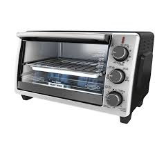 Black And Decker Spacemaker Toaster Oven Parts Black Decker 4 Slice Toaster Oven Natural Convection To1755sb
