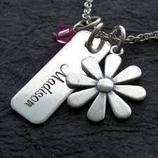 Sterling Silver Personalized Necklaces You Can Personalized Your Own Delilah