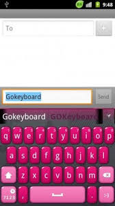 go keyboar apk go keyboard sweet theme 2 0 apk for android aptoide