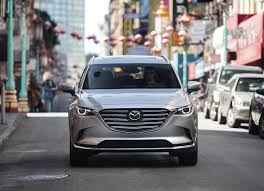 mazda 23 the mazda cx 9 is a japanese sword in cutthroat arena of seven