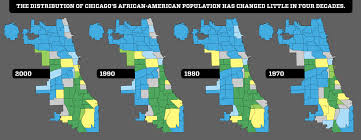 Maps Of Chicago Neighborhoods by Separate Unequal And Ignored Politics Chicago Reader