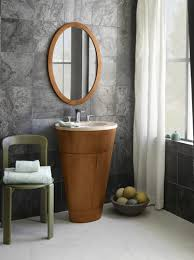oval cabinet with contemporary bathroom vanities and sink consoles