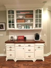 Examples Of Painted Kitchen Cabinets An Epic Painted Kitchen Cabinet Transformation Evolution Of Style