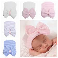 baby girl hair bows baby hair bows hat newborn crochet beanie hats toddler kid