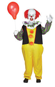 size animated pennywise it clown movie animatronic prop halloween