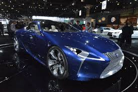 lexus lf lc performance lexus lf lc will be produced but not as a successor for the lfa
