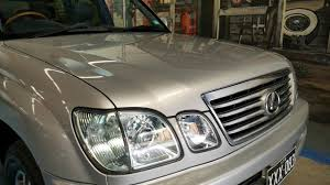lexus lx470 for sale 2005 my06 lexus lx470 in as new condition youtube