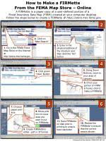 fema map store ppt how to a firmette from the fema map store