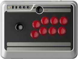 8bitdo nes30 arcade stick works on android nintendo switch