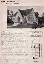 sears house plans sears riverside english cottage style 1930s kit homes small