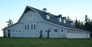 Gambrel Style House Gambrel Barns Gambrel Barn Kits Horse Barns Barn Homes