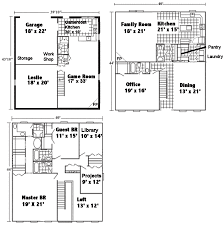 historic italianate house plans