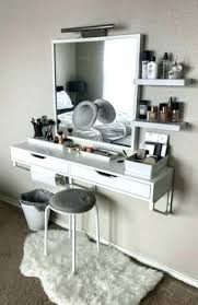 ikea small dressing table ikea makeup vanity ryanbarrett me