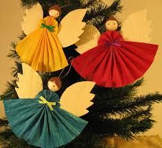 husk bright colors corn husk ornaments