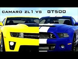 2012 vs 2013 camaro forza 5 drag race 2012 camaro zl1 vs 2013 shelby gt500