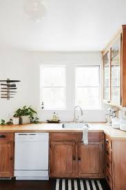 how to clean oak kitchen cabinets uk inside a 1920s storybook home s major modern redesign