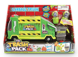 garbage trucks for kids surprise the trash pack garbage truck playset amazon co uk toys u0026 games
