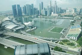 singapore u0027s floating football stadium pics