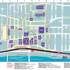 Springfield Massachusetts Map by About The Bid Springfield Ma Downtown