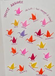 origami crane birthday card what do i do