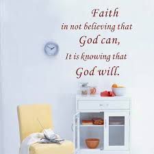compare prices wall stickers positive quotes online shopping faith quotes vinyl wall sticker positive saying god will decals for home living room decoration