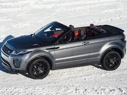 silver range rover evoque land rover range rover evoque convertible 2017 pictures