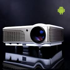 projector home theater home theatre projector genesis s1100 android wifi