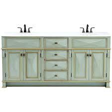 bathroom vanities direct double sink with tops the home depot d