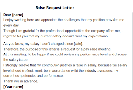 Business Letter Format For Request Raise Proposal Sample Thevictorianparlor Co